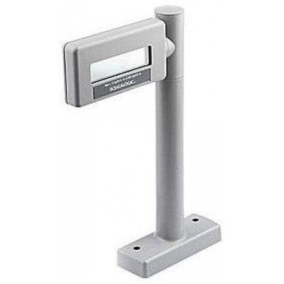 Kit, Remote Scale Display, English, Single Head, 20 cm/8 in Post, US/Canada/Puerto Rico