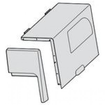 PD41B, PD42B, Legacy Printer, Customer Replaceable (Z2), Right Cover Assembly