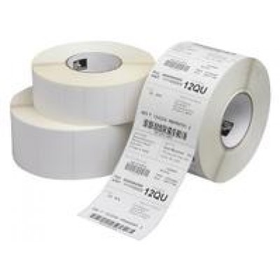 Z-PERFORM 1000T 64X38 MM TT: Label, Paper, 64x38mm/ Thermal Transfer, Z..