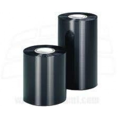 AWR 8 - WAX  60mm x 450m  FOR ZEBRA LBL FLAT HEAD 1  OUTSIDE ZEBRA INDUSTRIAL/HIGH PERFORMANCE SERIES