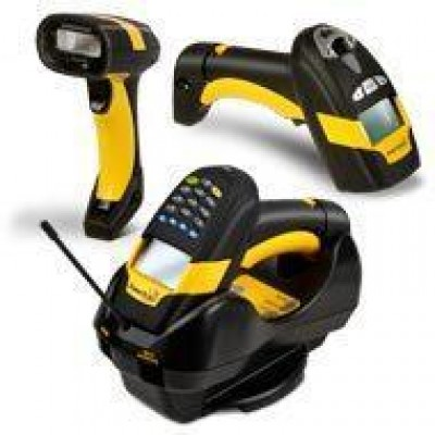 Datalogic PowerScan PM8500, 2D, HD, RB, black, YELLOw