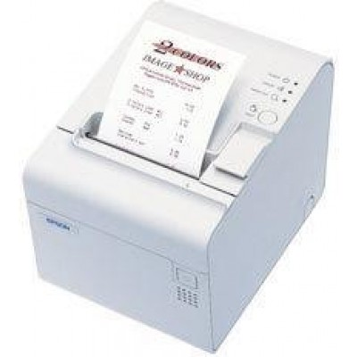 EPSON, TM-L90P-014, THERMAL LABEL PRINTER, PARALLEL, EPSON COOL WHITE, WITH LABEL SOFTWARE CD, INCLUDES POWER SUPPLY