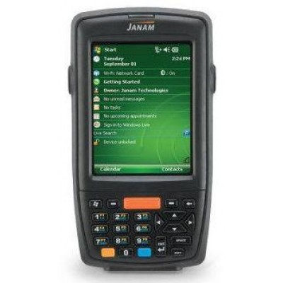 XM66 Wireless Mobile Computer (WLAN 802.11a/b/g, WIN MOB 6.1, 256MB/256MB, 1D Imager, PDA Keypad)