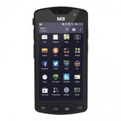 M3 Mobile SM10 LTE, 2D, BT, Wi-Fi, 4G, NFC, GPS, GMS, Android