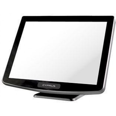 "15"" Cyprus, Atom DC/2.13, 2GB, SSD, POSR7, Flat Screen, Resistive, V-Base"