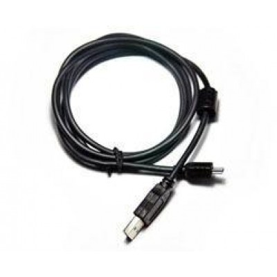 PORTSMITH, USB CABLE; STD.-A MALE TO MINI-B MALE, 1M