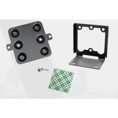 pcProx Black Angle Mounting Bracket