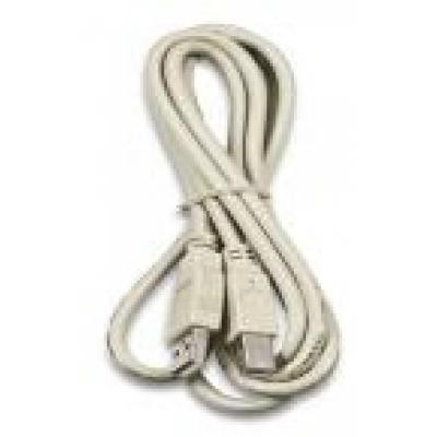 Cable, USB-A to USB-B, 2meter RoHS