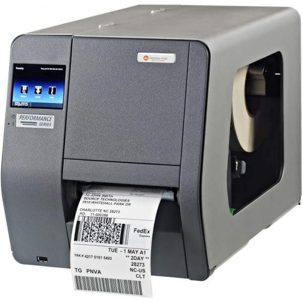 Datamax Honeywell p1115s Label Printer