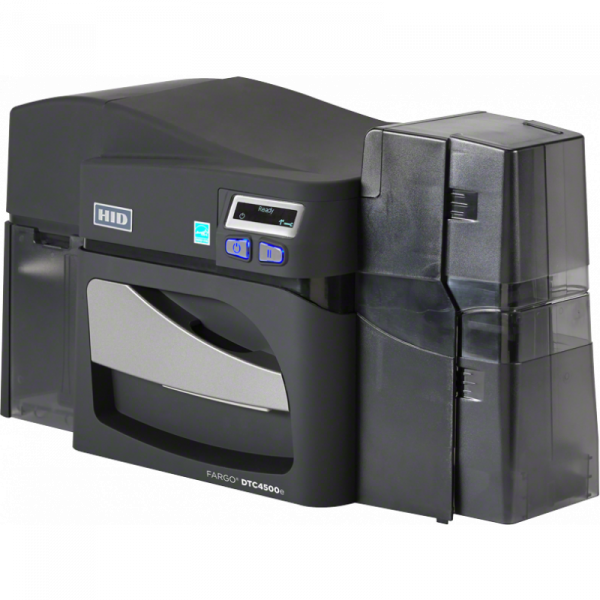Fargo DTC4500 ID Card Printer