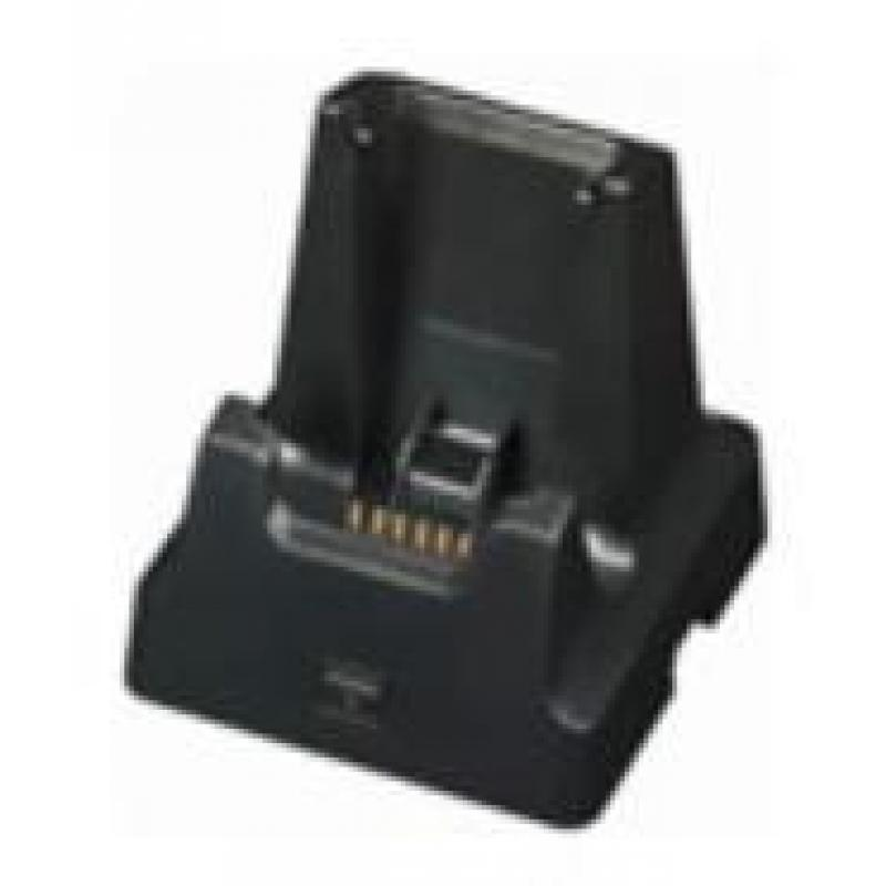 Cradle with I/O Interface (USB Client) and charging function (w/o AC adapter)