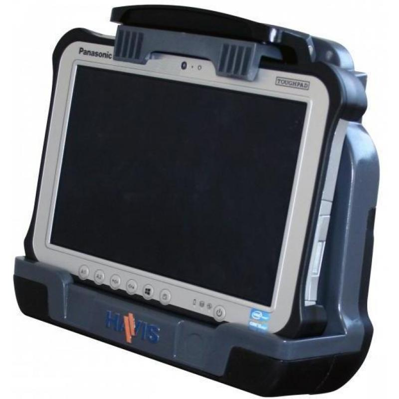 FZ-G1 Havis Vehicle dock with Electronics with keylock