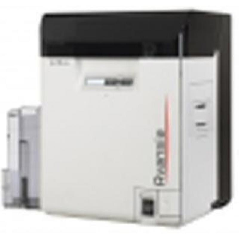 EVOLIS, AVANSIA DUPLEX DUAL SIDED RETRANSFER PRINTER WITH MAG ISO HICO/LOCO 3-TRACK ENCODER, EVOLIS SCM DUAL SMART CARD AND CONTACTLESS ENCODER WITH USB AND ETHERNET CONNECTIONS