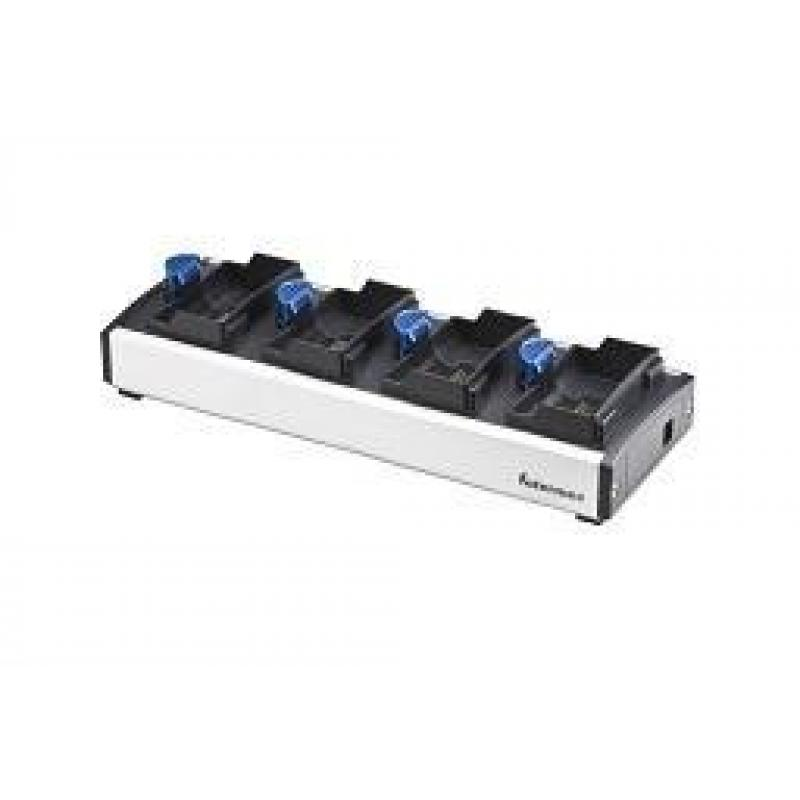 Battery Charger, Quad, CK60/PB42 RoHS (Requires country specific AC power cord.)