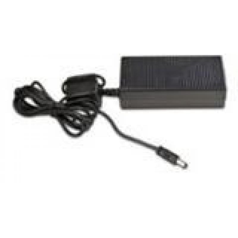 AC/DC power supply, (AC cord required)