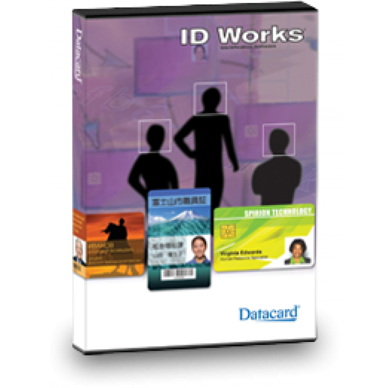 ID Works Print Server v6.5 (50 Licenses)