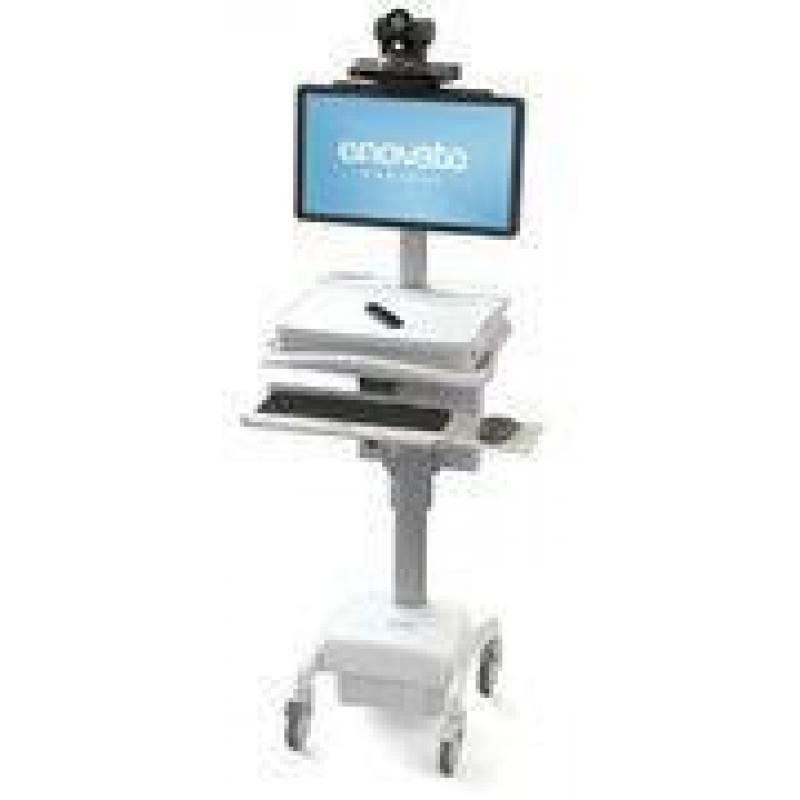 Enovate Telemed Carts