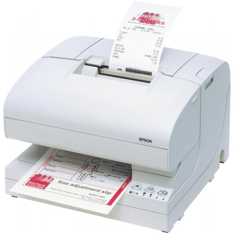 Imprimante de tickets Epson TM-J7600