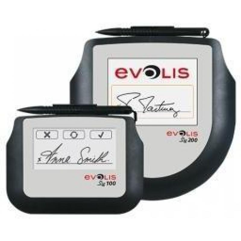 Evolis, Bundle Sig Activ With Signo Sign/2. Incl 1 Sig Activ, Cd-Rom With Signo Sign/2 And 1 License For Use On 1 Workstation