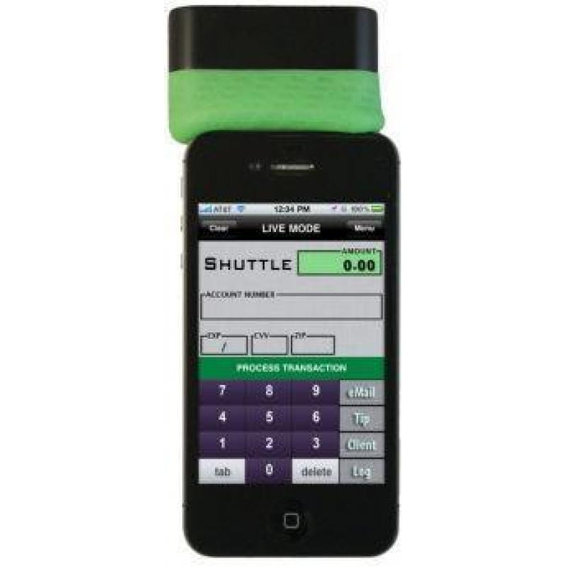 Green Shuttle (for AES)