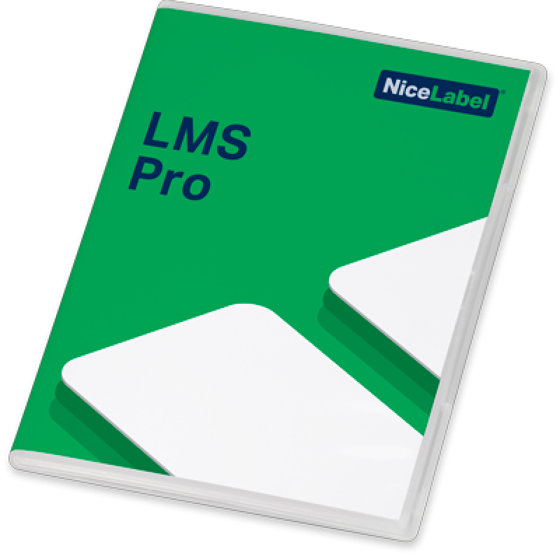 Software Nicelabel LMS-PRO