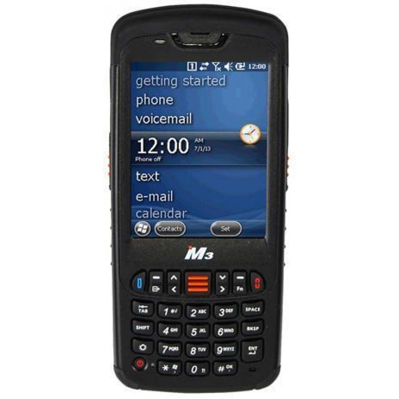 Windows Embedded Handheld 6.5, VGA LCD, UMTS/HSPA+, 802.11 a/b/g/n, N5600ER 2D Imager Scanner, Camera, BT, GPS, QWERTY key, 512MB/8GB, Standard Battery, Stylus are included. Requires Cradle and Power Supply for charging. (sold separately)