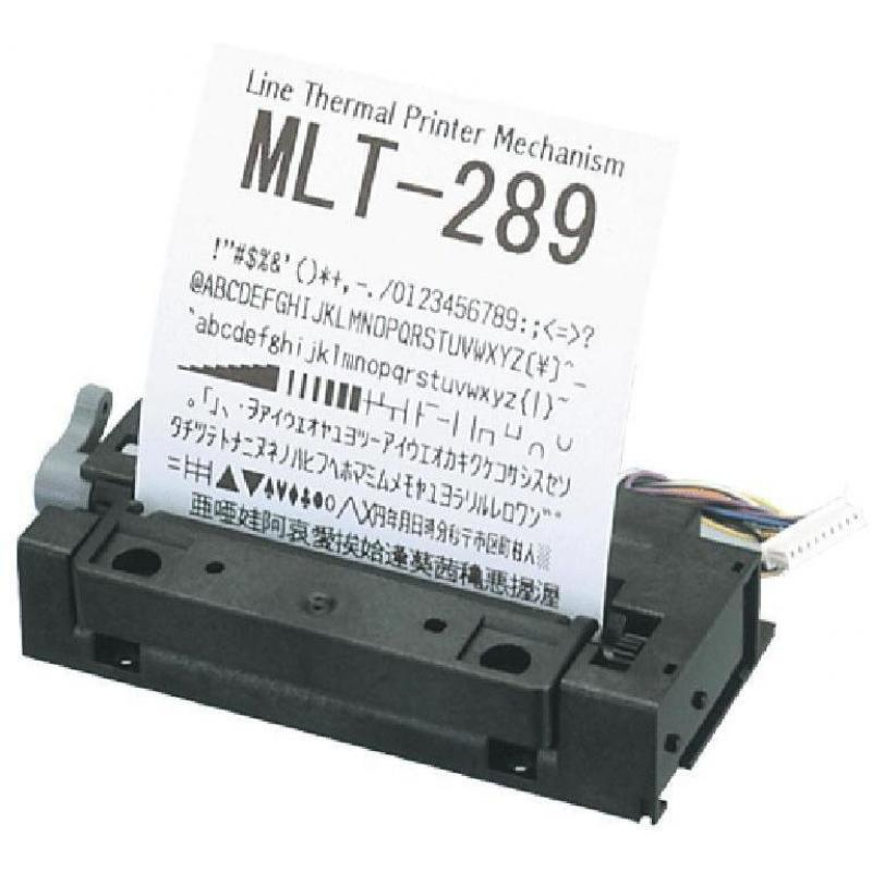 Citizen MLT Line Thermal Printer Mechanisms