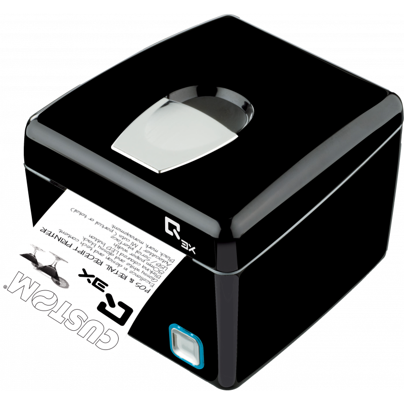 Custom Q3x Ticket Printer
