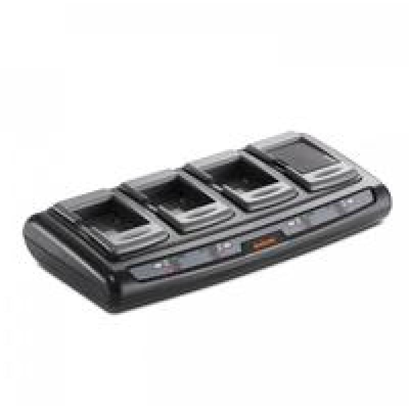 BIXOLON, R200, ACCESSORY, QUAD BATTERY CHARGER FOR R200II/R210, REQUIRES POWER SUPPLY AND CORD