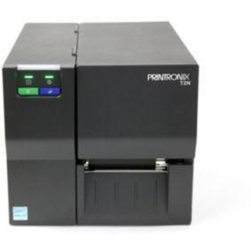 T2N Direct Thermal-Thermal Transfer Bar Code Printer (203 dpi, 4 Inch, Ethernet, USA, PGL, ZGL, EGL with Cutter)