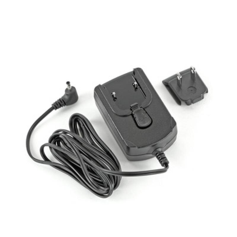 Level VI AC/DC Power Supply (Wall Adapter, w/Captive DC cable and US Adapter Clip) AC Input: 100-240V, 0.2A DC Output: 5.2V, 1.1A, 5.7W