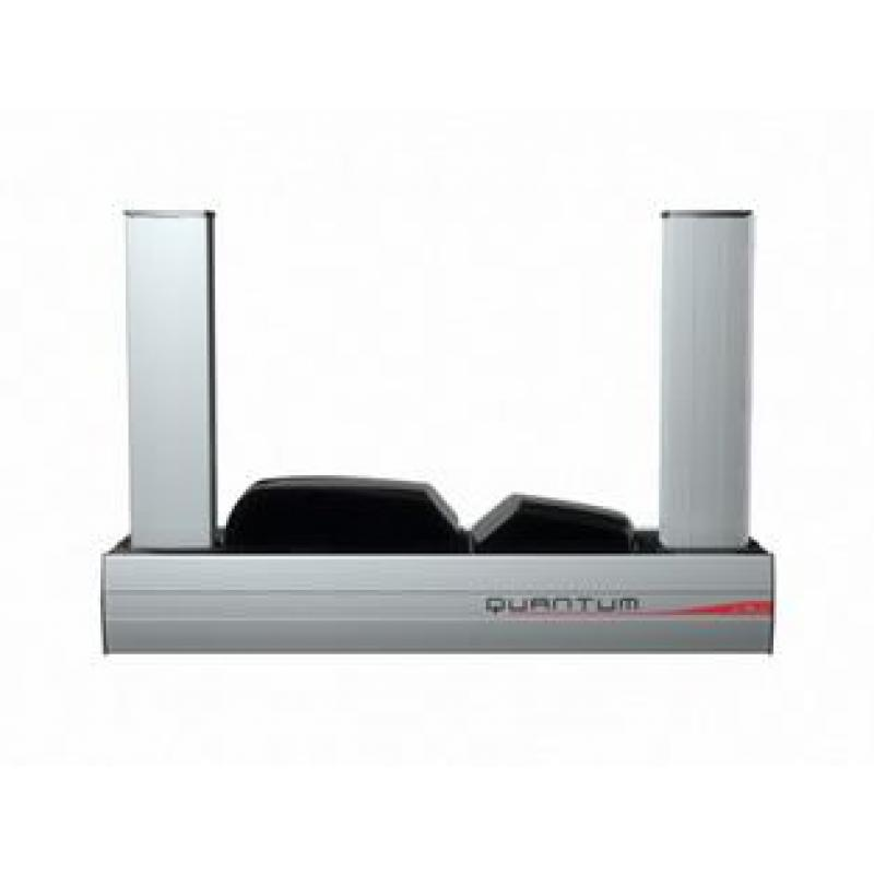 EVOLIS QUANTUM 2 MAG ISO, SMART CONTACT STATION, CONTACTLESS READY WITH A CENTRALIZED LOCKING SYSTEM