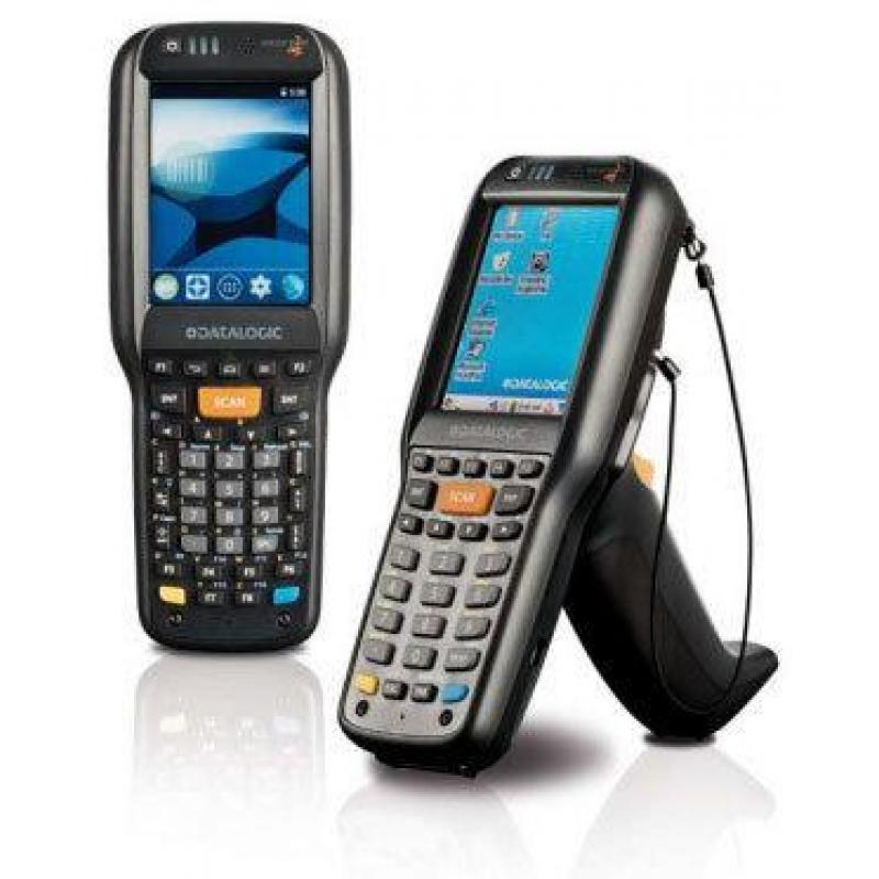Datalogic Skorpio X4, 2D, USB, RS232, BT, WLAN, Num., RB, WEC 7