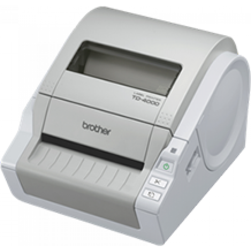 Impresora de etiquetas Brother TD-4000-4100 Series