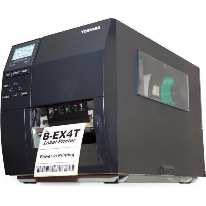 Toshiba EX4T2 Label Printer