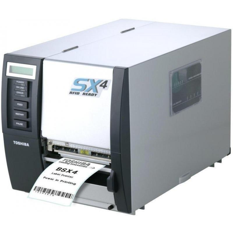 TOSHIBA SX4 Industrial printer RFID Ready