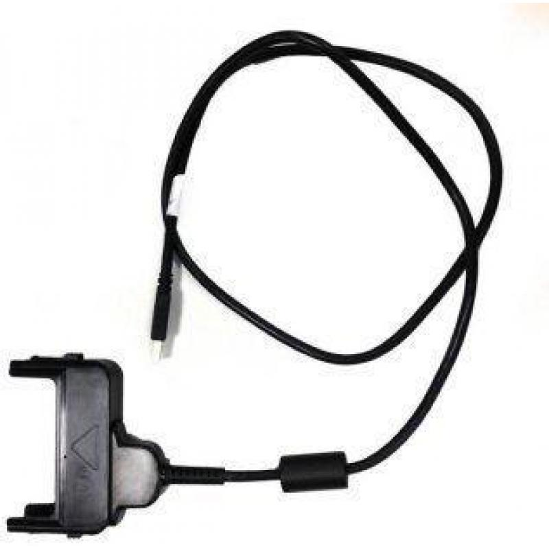 PA720 snap-on USB holder charging cable