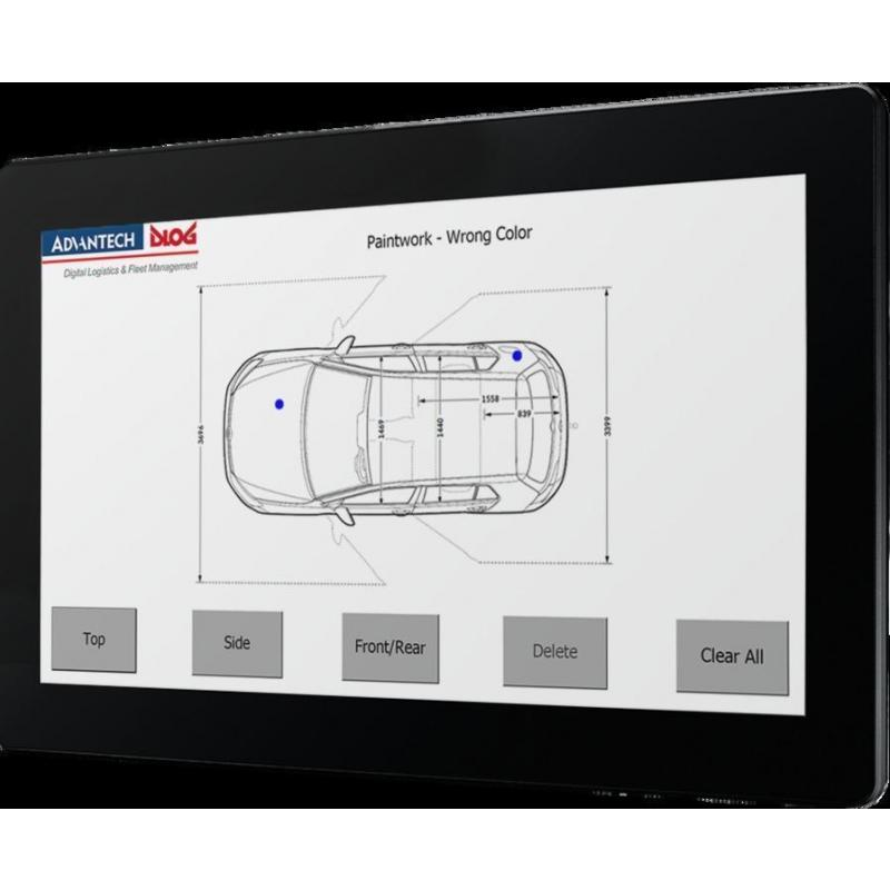 Advantech UTC-31X Touchscreen