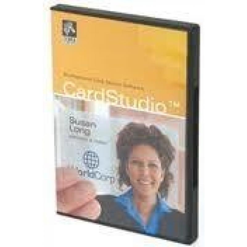 Card Technology ZMotif CardStudio from Zebra