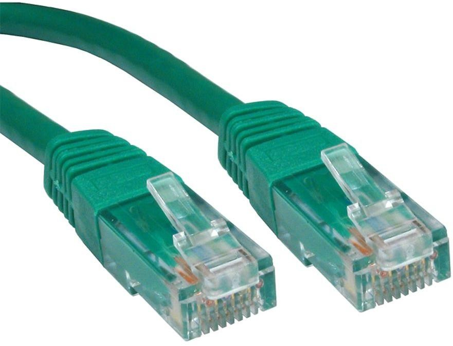 PATCH CABLE 3M CAT6 UTP GREEN