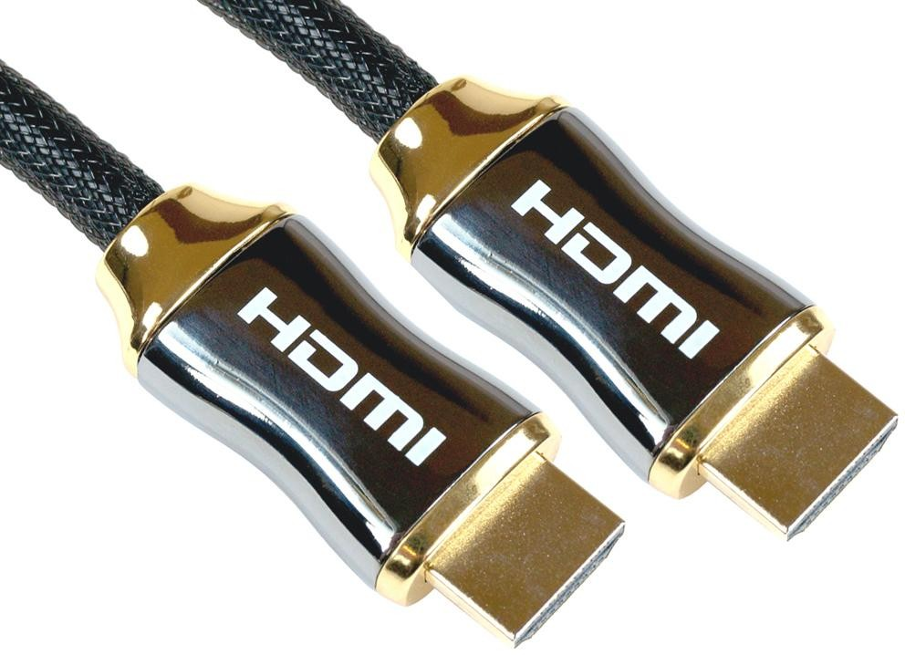 2M FAST HDMI M-M BRAIDED CABLE 3D4K ARC