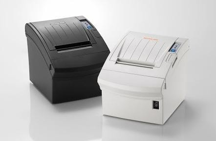 BIXOLON, SRP-350plusIIICOP, THERMAL PRINTER  PARALLEL+USB+ETHERNET WHITE P/S & USB CABLE INCL.