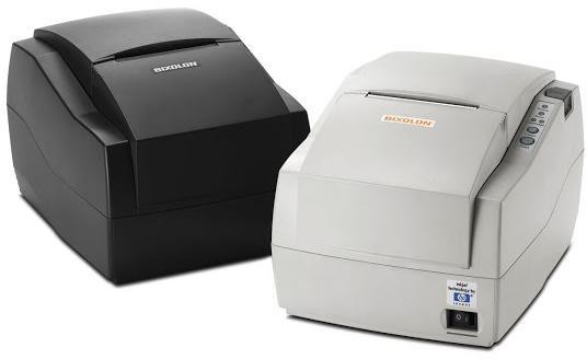 BIXOLON, SRP-500CP, INKJET PRINTER, WHITE, PARALLEL, NO INK