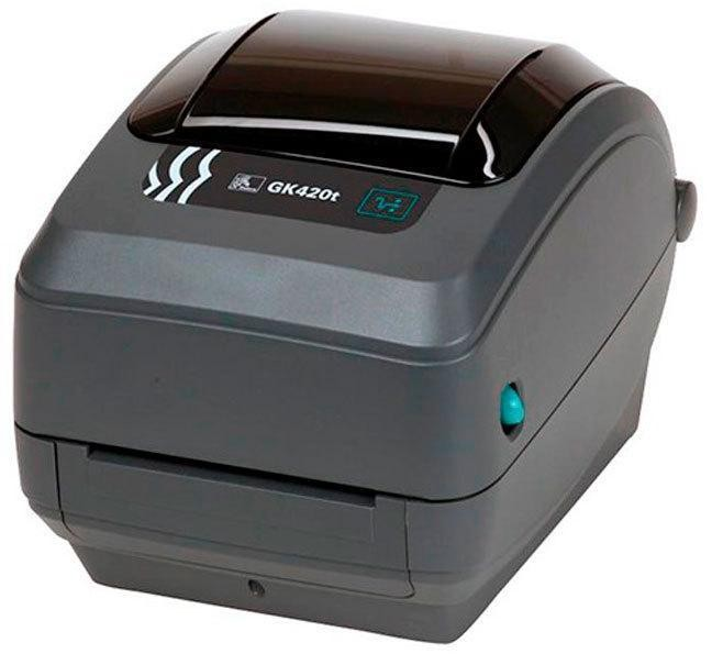 Zebra GK420 Label Printer