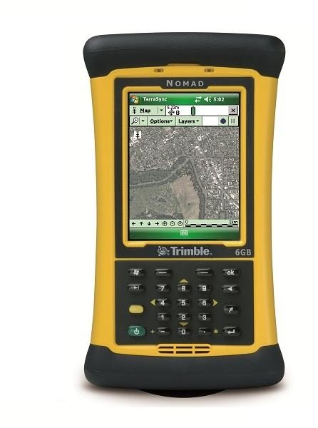 Trimble Nomad Mobile Computer