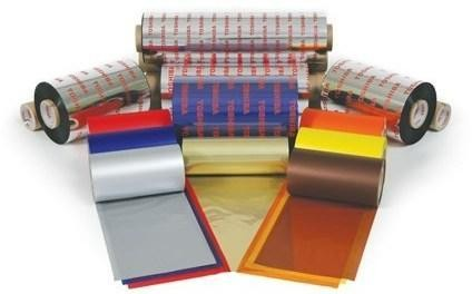Ribbon Toshiba AG2S + wax/resin, blue + 109 mm x 300 m, 10 rolls/box, minimum order 50 rolls