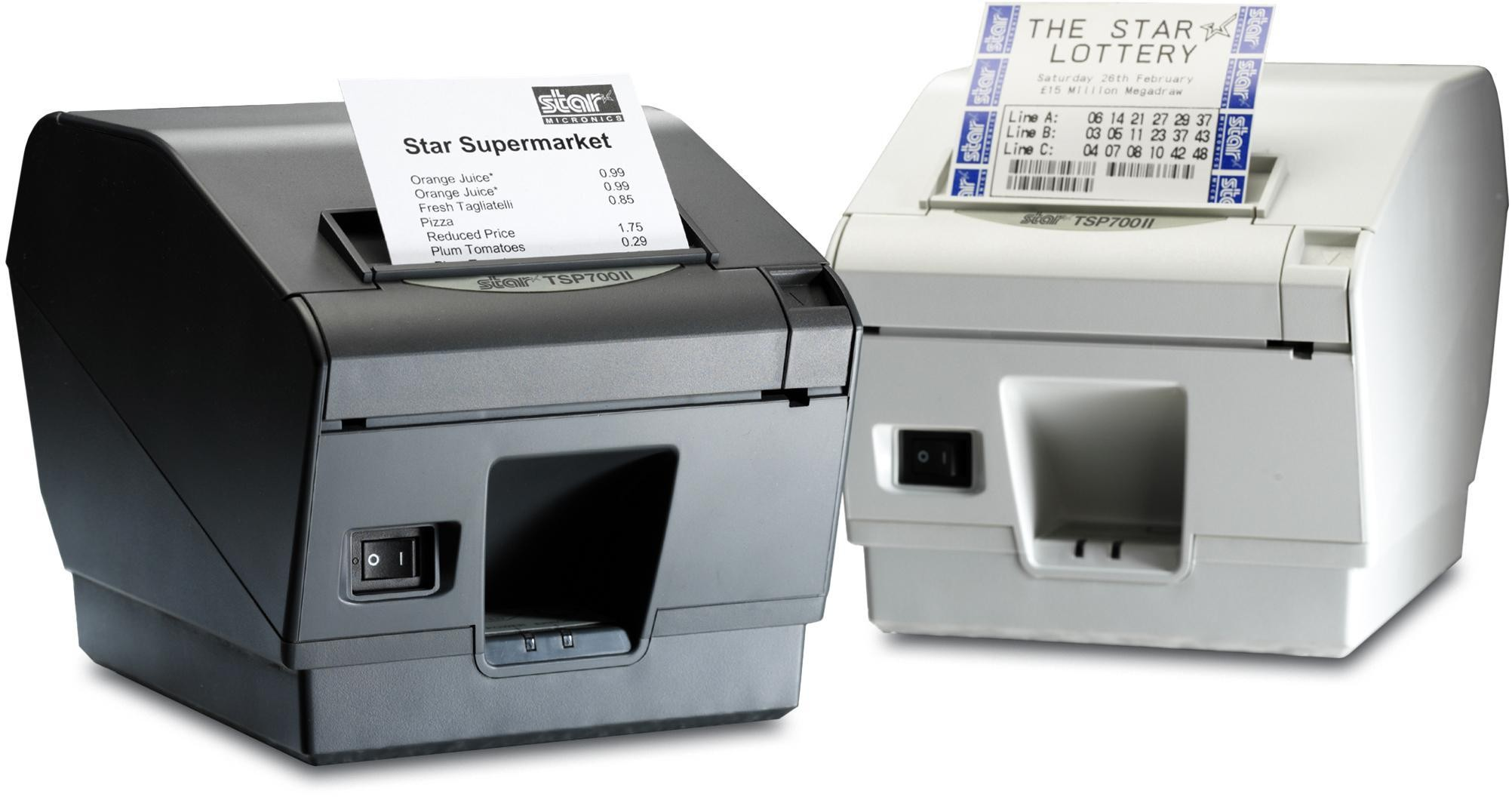 Star Micronics TSP700II Receipt Printer