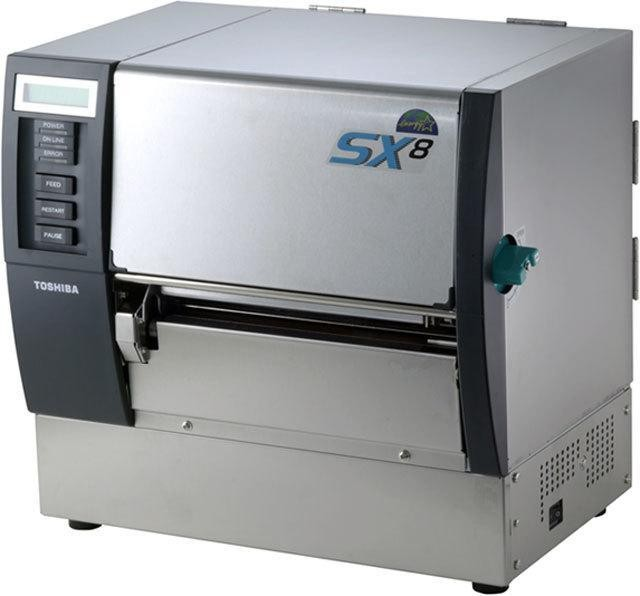 Toshiba SX8 Label Printer