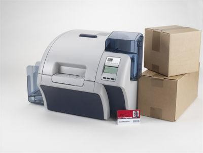 ZEBRA ZXP8 RETRANSFER PROFESSIONAL CARD PRINTER