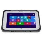 Toughpad FZ-M1 MK2 WLAN only - 128GB SSD - front & rear